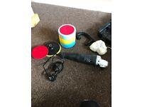 Silverline rotary machine polisher car polisher