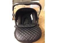 Silvercross elegance baby car seat! MUST SEE