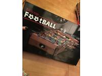 Tabletop football, table air hockey
