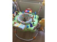 Jumperoo in used condition