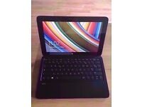 GOOD CONDITION | HP Pro 410 x2 laptop hybrid tablet I5-4202Y 4GB RAM 128 GB SSD Win 8 AZERTY £