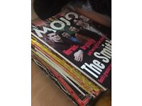 Bulk of rock music magazines- 30 magazines inc. Mojo and Record Collector