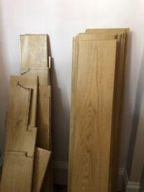 Laminate Flooring (33 sq metres, 355 sq feet). Good Conditio