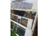 Metal patio door refurb or scrap