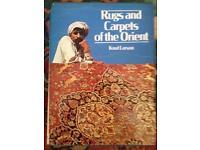 Oriental Carpets Vintage Collection books. 14