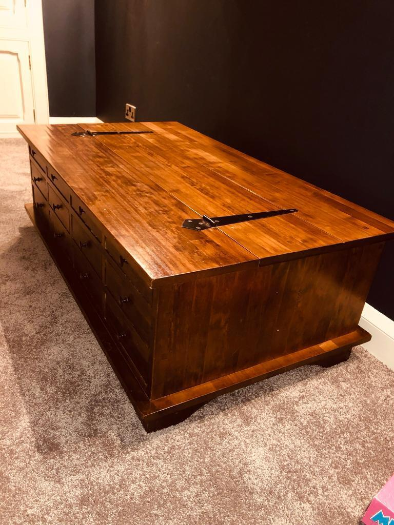Laura Ashley Coffee Table In Chesterfield Derbyshire Gumtree