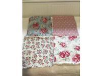 Cath Kidston Cushion covers & rosali fabric