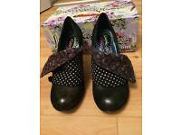 Heels size 7 irregular choice £20