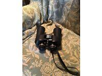 Chinon 10x50 extra wide angle, rapid focus binoculars