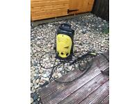 Karcher 5/11c commercial grade pressure washer - faulty