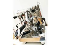 Bezzera Magica Coffee Machine & MACAP Coffee Grinder
