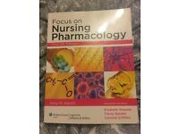 Nursing textbook Focus on Nursing Pharmacology