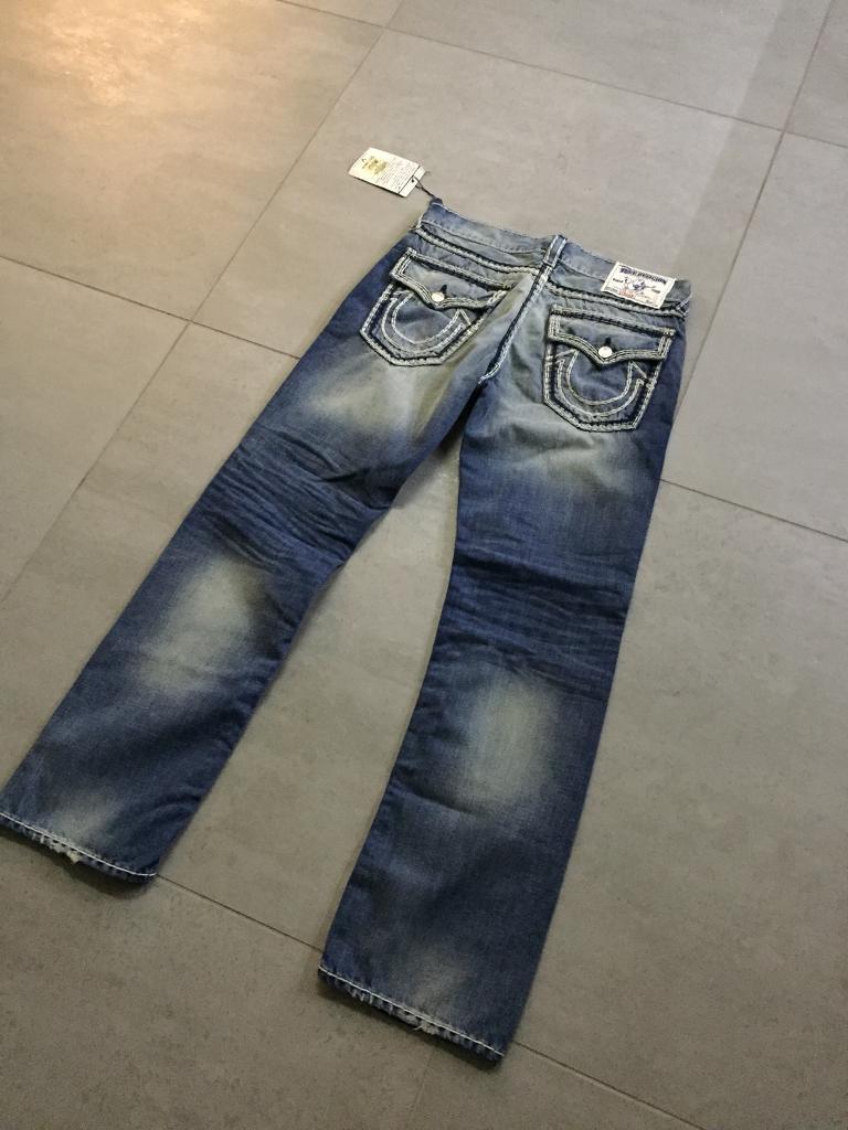 Male true religion jeans