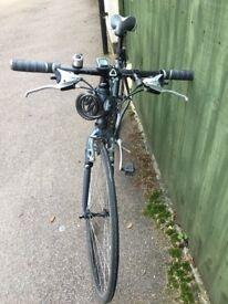 Bike Pinnacle Borealis, lock, speedo/distance computer included