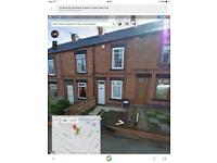 House to rent £100pw wombwell myrtle road 2 houses available or 2 to buy at £70k each