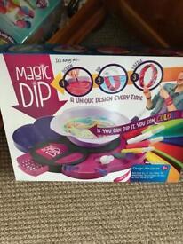 Magic dip