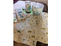 Dinosaur Curtains and matching Items