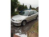 2000 Honda Civic ek 92k quick sale
