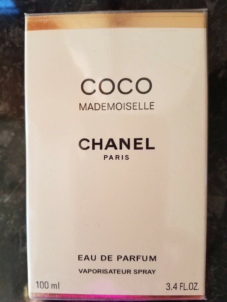New Coco Mademoiselle Chanel Eau De Parfum 100ml In