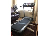 Tunturi T40 Folding Treadmill **RRP £1,095.00**