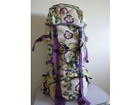 65 L Backpack/Rucksack with Rain cover