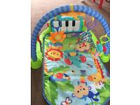 Baby Gym Play Mat - Fisher Price