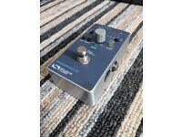 Source Audio Midi Programmable EQ Pedal