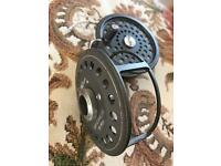 Hardy salmon fishing reel and spool