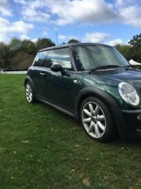 2004 Mini Copper S 164bhp Mint Condition