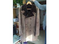 Gents Vintage Sheepskin Coat