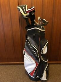 Set of Golf Clubs - TaylorMade, Wilson