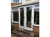 Conservatory (Double glazed) in good condition