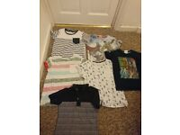 Boys t shirt bundle age 6/7 yrs 5.00