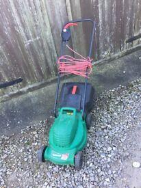 Qualcast easi trek 320 electric lawnmover