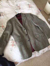 T W Lewin Tweed Jacket XL