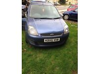 BLUE FORD FIESTA STYLE CLIMATE FOR SALE