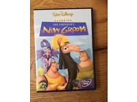 Disney DVD- the emperors new groove