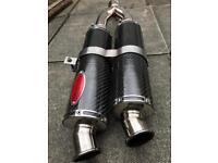 Mercury Race Exhausts