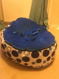 Baby / Toddler bean bag Immaculate condition , hardly used