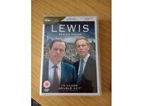 Lewis (Kevin Whately) Series 7 Box Set DVD