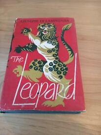 The Leopard - hardback Book by Guiseppe di Lamoedusa