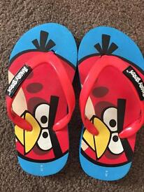 Angry Birds Flip Flop
