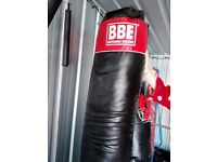6ft heavy boxing Punch bag BBE
