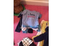 Baby Boys bundle of clothing