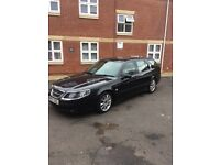 2007 SAAB 95 1.9 TDI LINER SPORT FULLY LOADER VERY CLEAN WITH MOT £600 ONO