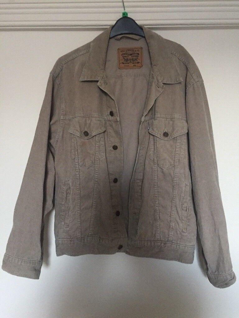 Vintage Levi's courdroy Jacket, L