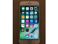 iPhone 6 64GB Silver Unlocked Perfect Condition