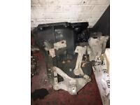 Manual gearbox for mazda 3 ford focus volvo