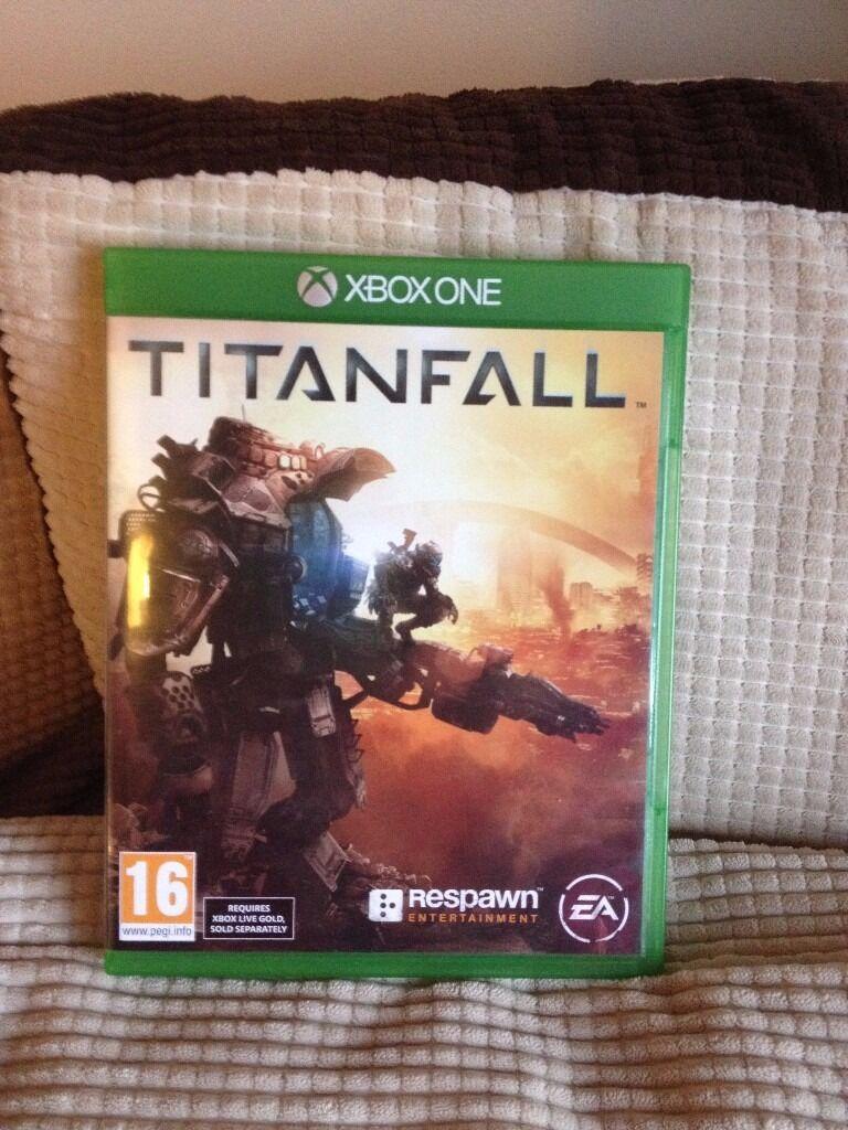 Titanfall 1 (Microsoft Xbox One 2015)