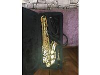 As new sontana saxophone
